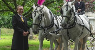 Childhood Cancer Survivor Becomes Plymouth Funeral Director